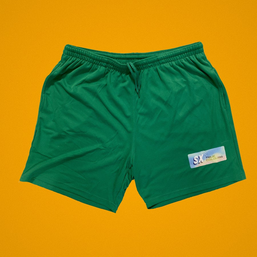Image of TRUE COLOURS SHORTS