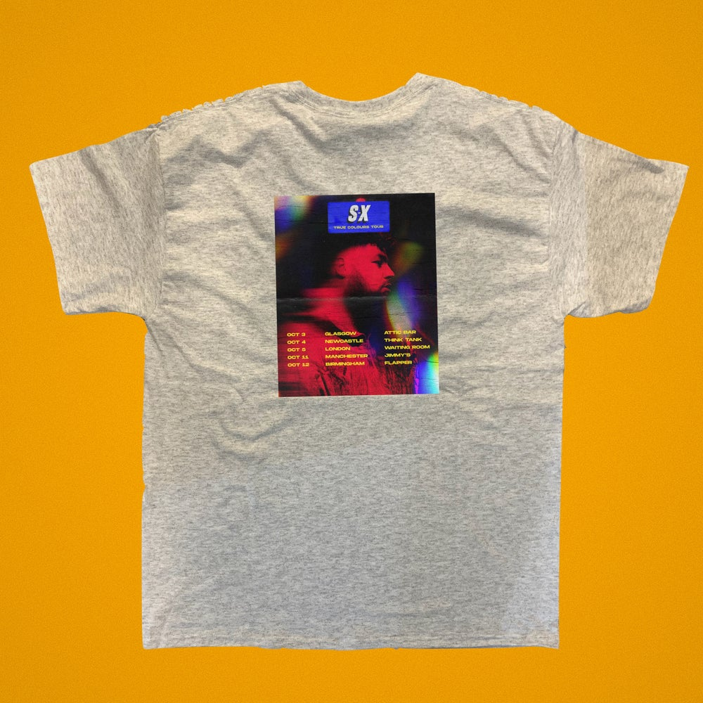 Image of true colours tour tee (2019)