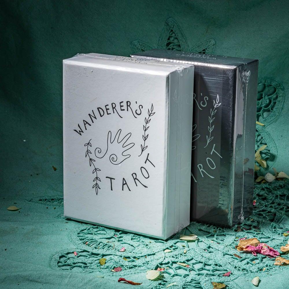 Image of Wanderers Tarot deck