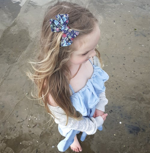 Image of Hand Tied Bows - Floral Range 1