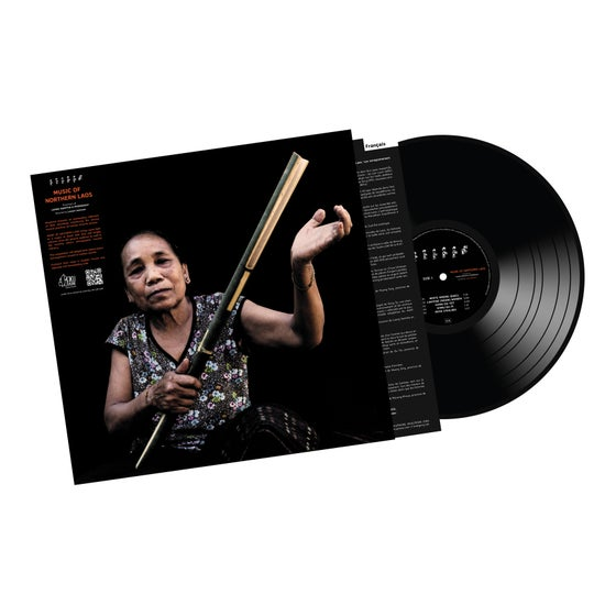Image of Music of Northern Laos (AKULP1010)