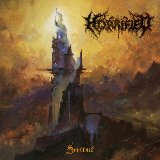Image of Horrified • Sentinel (Ltd. Hand-Numbered CD Digipak)
