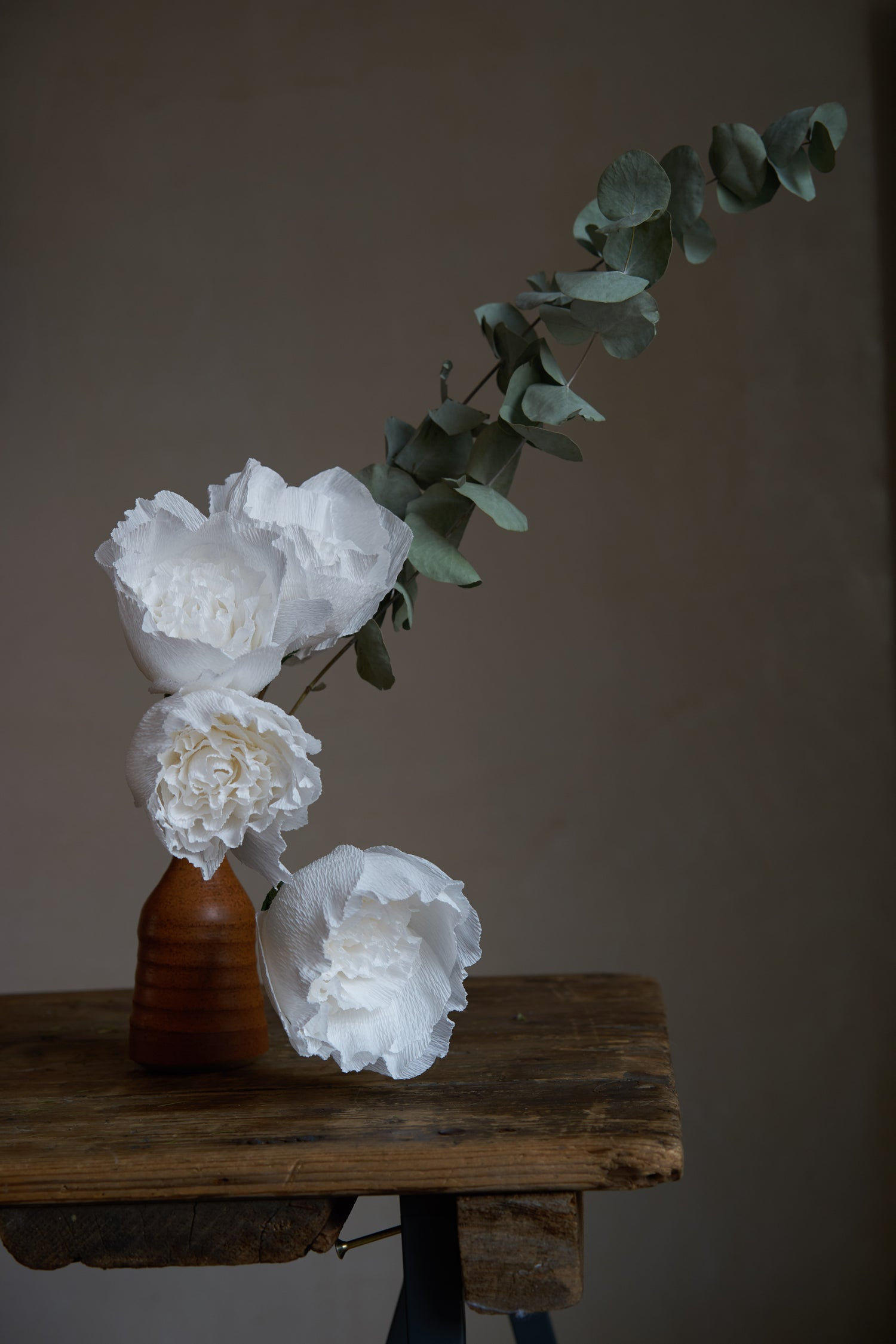 Image of PAPER PEONY WORKSHOP - 26th OCTOBER 1.30PM - 3.30PM