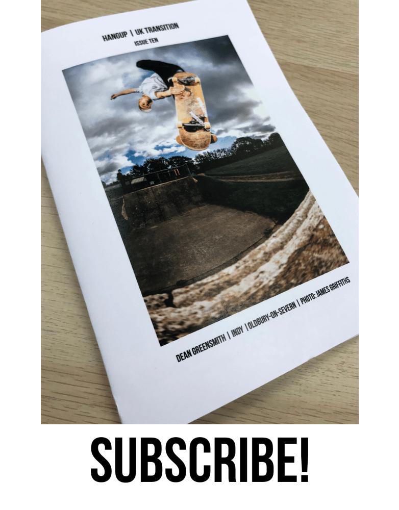 Image of Hangup Zine Subscriptions