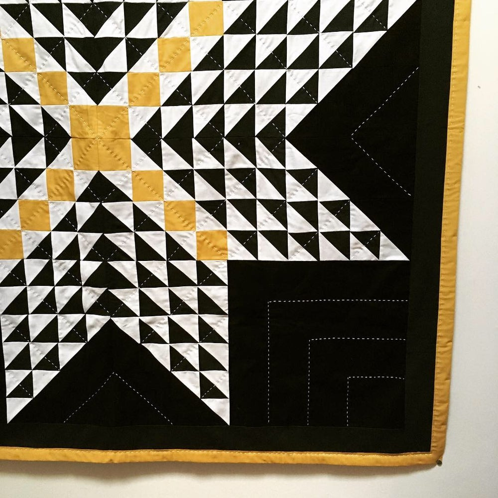 Image of Cascades Quilt