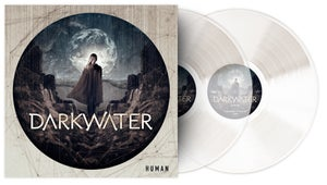 Image of Darkwater - Human [2LP edition clear discs]