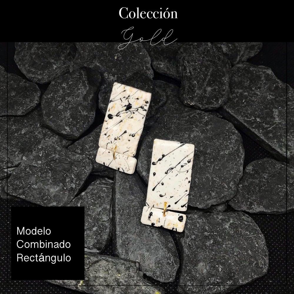 Image of Pendientes / Colección Gold