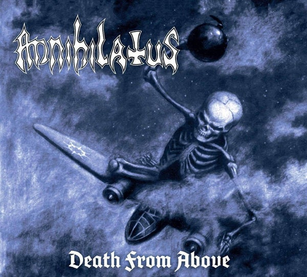 Image of Annihilatus ‎– Death From Above LP
