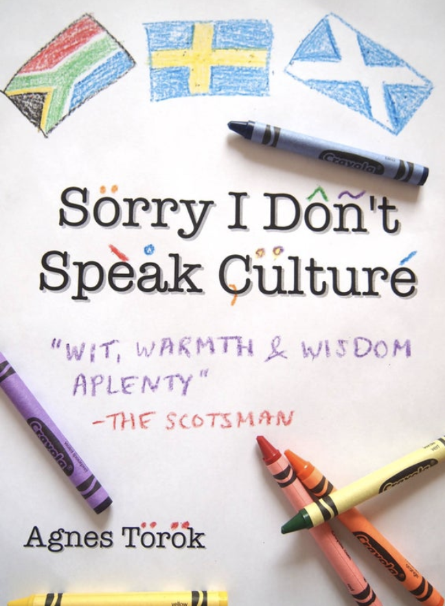 Image of Sorry I Don't Speak Culture