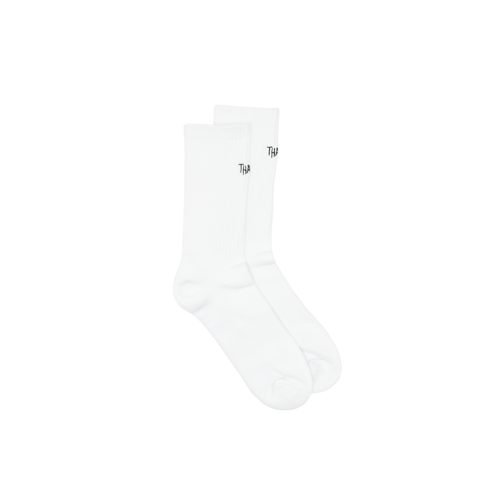 Image of thatboii socks - white