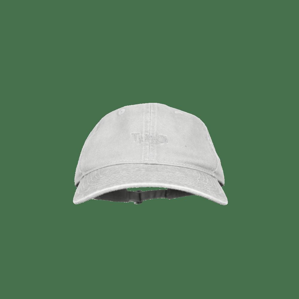 Image of thatboii cap - washed grey