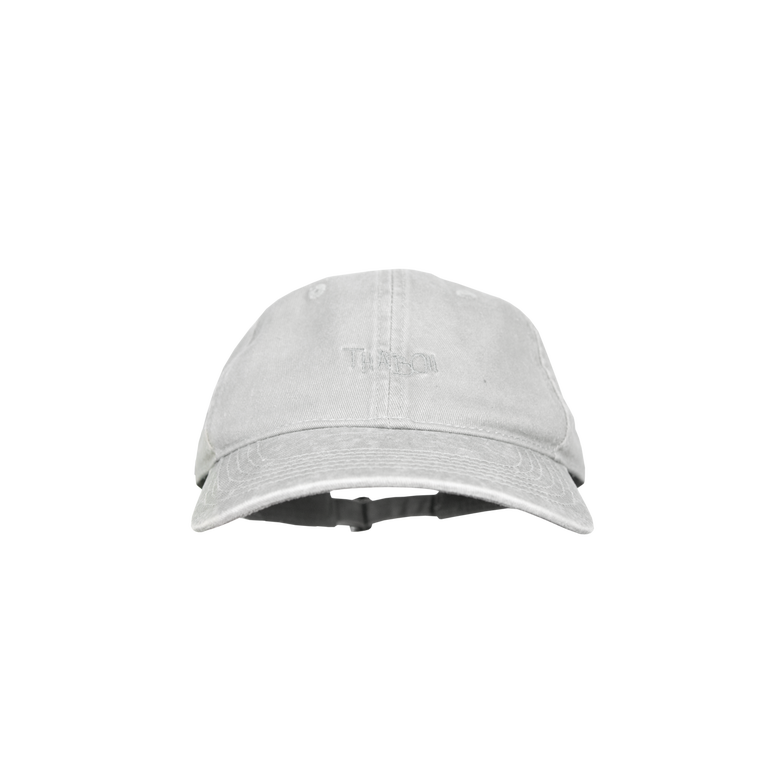 Image of thatboii cap - washed grey