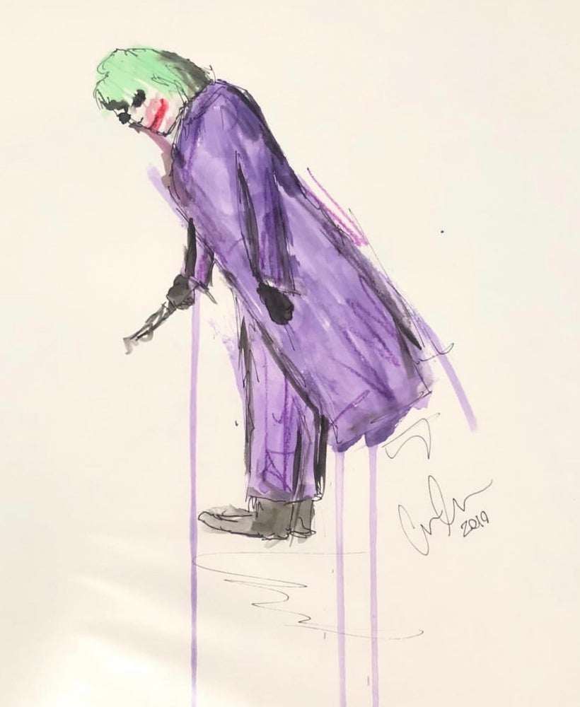 Image of Joker Study