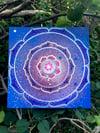 Color Burst Mandala