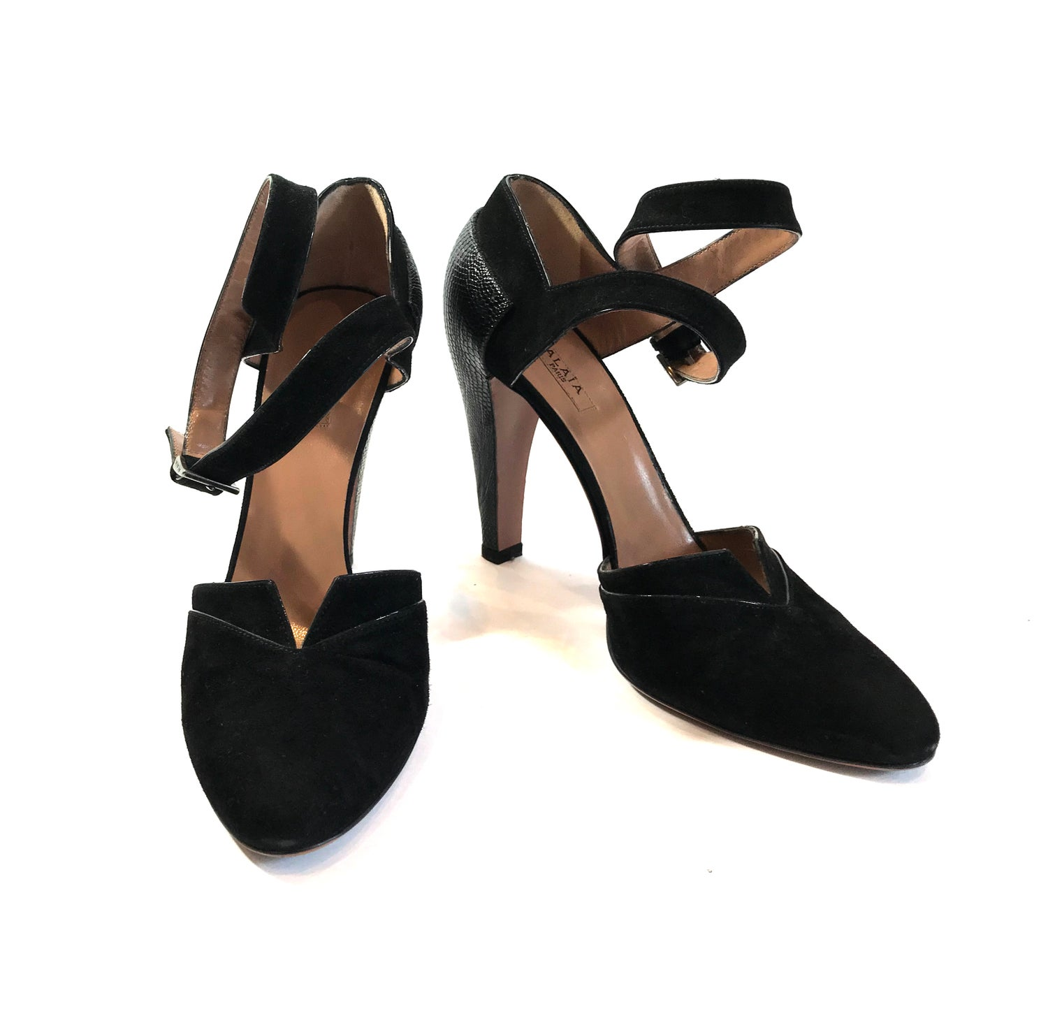 Image of Alaia Size 38 Shoes 273-406