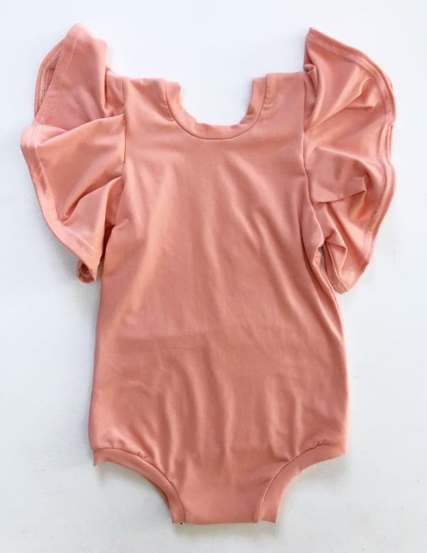 Image of Baby/Girls * Blushing Pink * Leotard