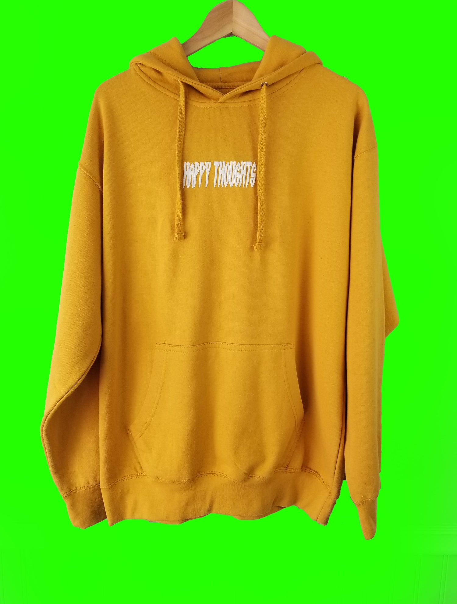 Image of HAPPY THOUGHTS HOODIE