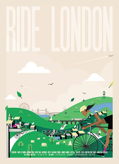 Image of Ride London Sportive