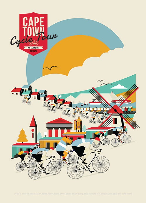 Image of Cape Town Cycle Tour