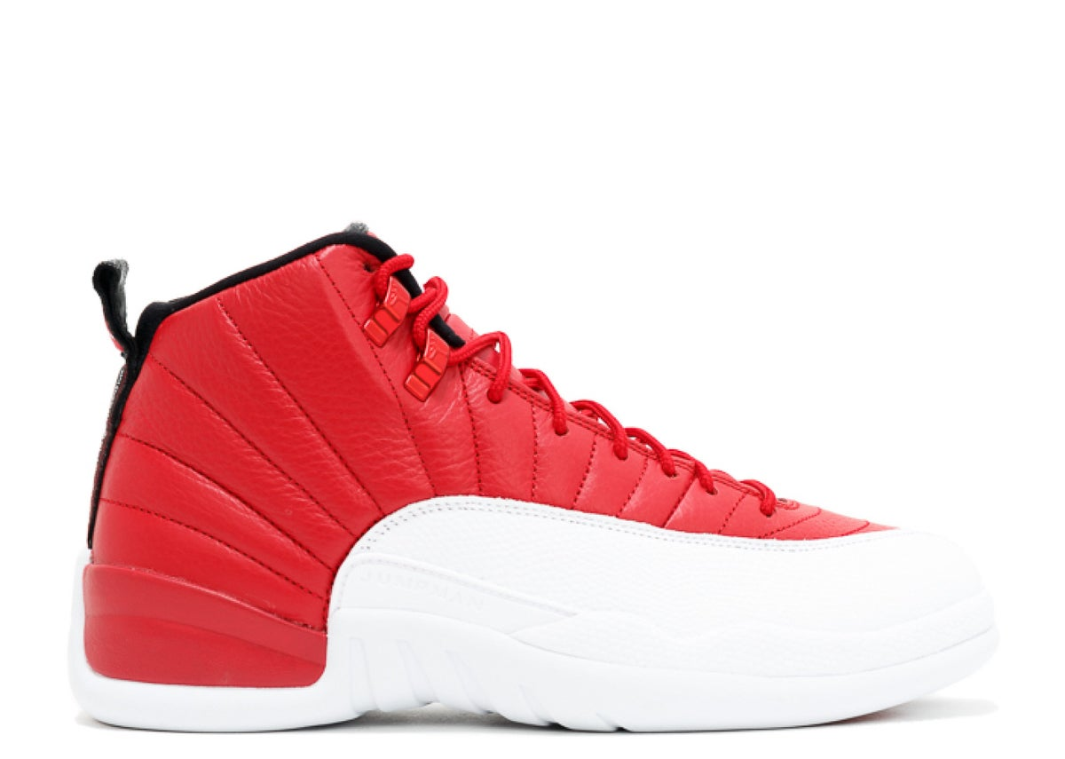 "Image of AIR JORDAN 12 RETRO ""GYM RED"""