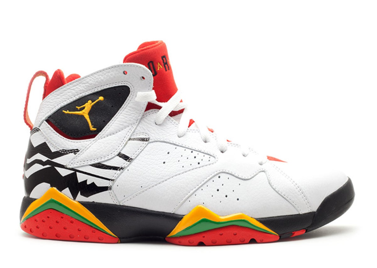 "Image of AIR JORDAN 7 RETRO PREMIO 'BIN23' ""BIN23"""