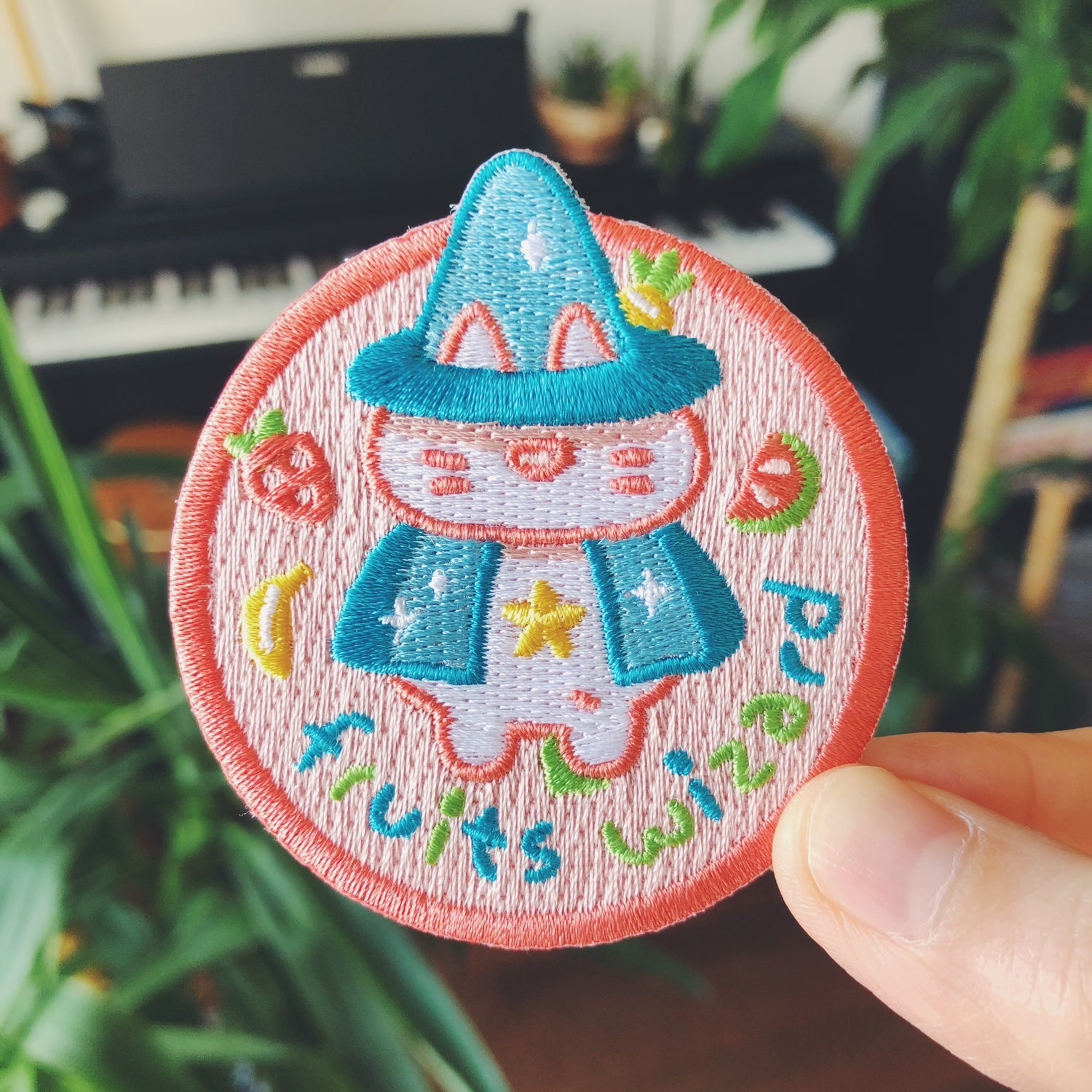 Image of FRUITS WIZARD PATCH