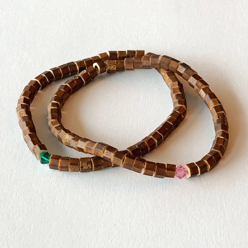 Image of Birthstone Meditation Bracelet