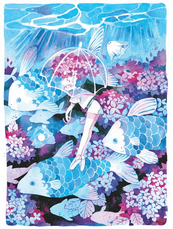 Image of rainwater