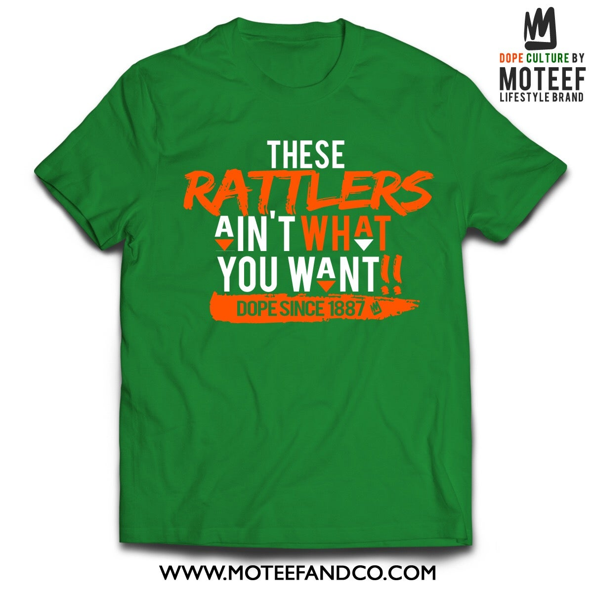 "Image of FAMU ""Ain't What You Want"" T-Shirt"