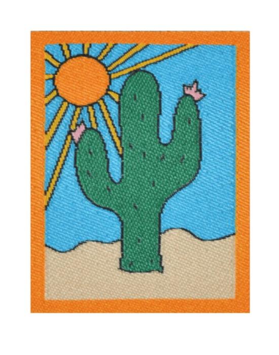 Cactus Mini Patch
