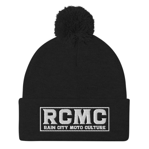 Image of RCMC 3D Puff Beanie