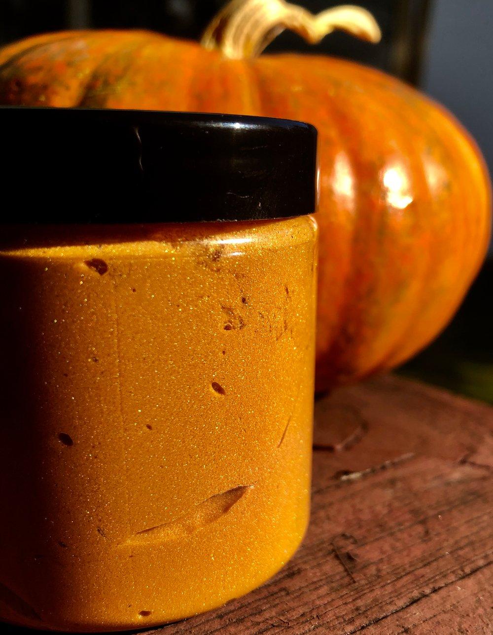 Image of Meaux Gleaux 24k Pumpkin Enzyme & Willow Resurfacing Mask