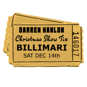 Image of Darren Hanlon - BILLIMARI - SATURDAY 14th DEC - $26