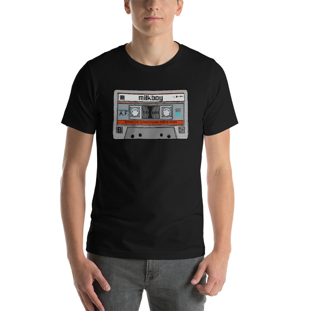 Image of Maxell Tape Black Tee