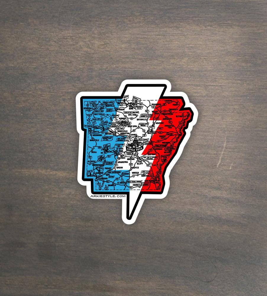 Image of Lightning sticker