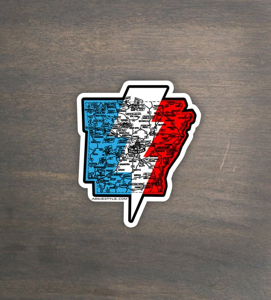 Image of Lightning sticker