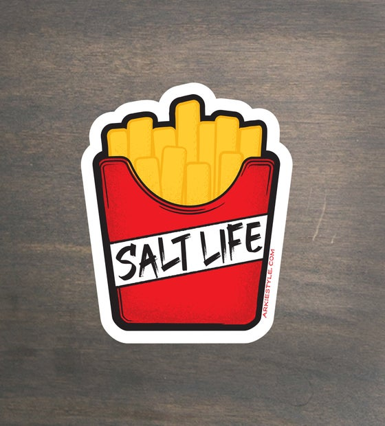 Image of Salt Life Sticker