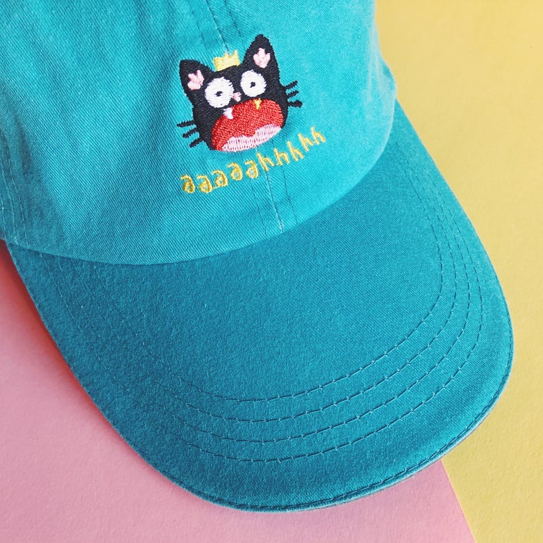 Image of SCREAMING CAT HAT