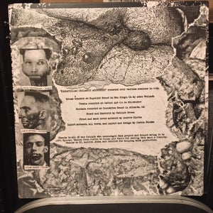 "Image of UNBORN SALIVATE ""Paraphiliac Orgiastic Atonement"" LP"