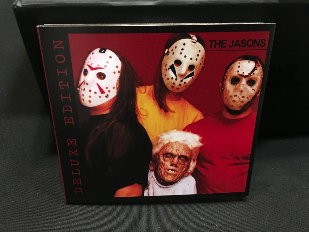 Image of The Jasons - Self Titled (Deluxe)
