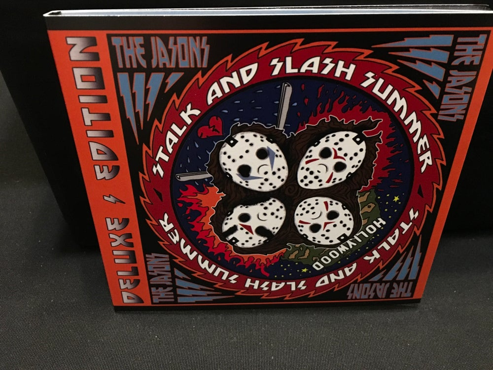 Image of Stalk and Slash Summer (Deluxe Edition)