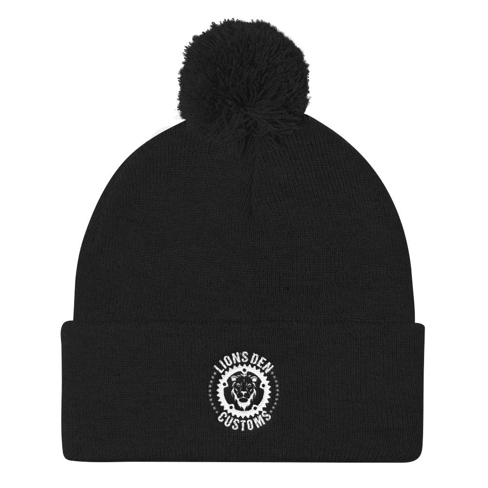 Image of LDC Logo - Pop Pop Knit Cap