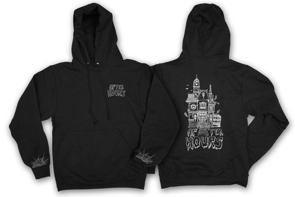 Image of Haunted Abode - Hooded