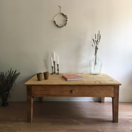Image of Table basse #1013 - personnalisation possible