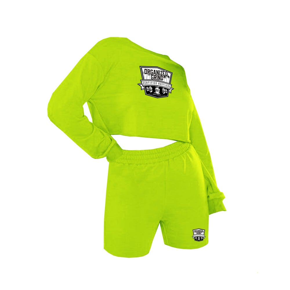Image of New OG Ladies Gear (Lime Green)