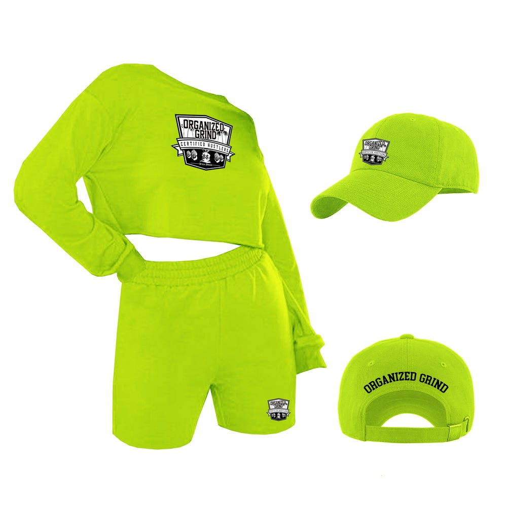 Image of OG Ladies Gear (Lime Green)