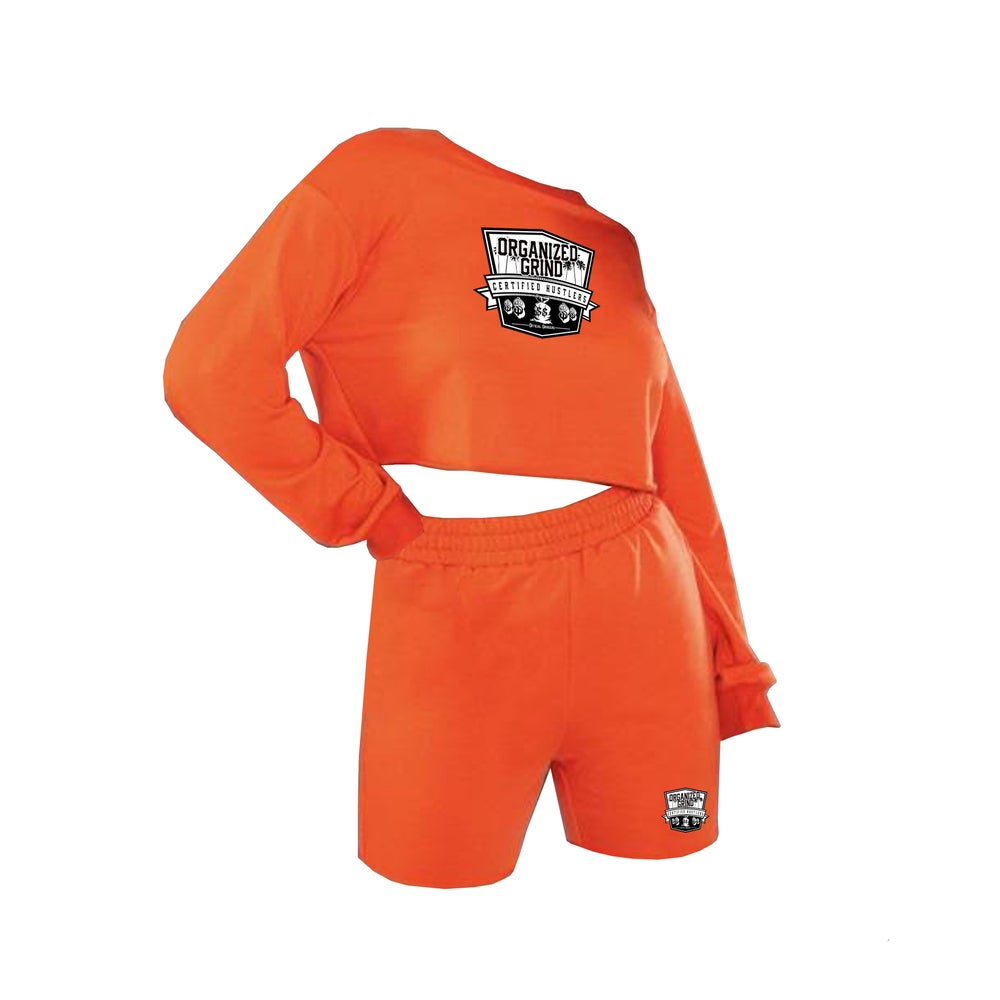 Image of New OG Ladies Gear (Highlighter Orange)