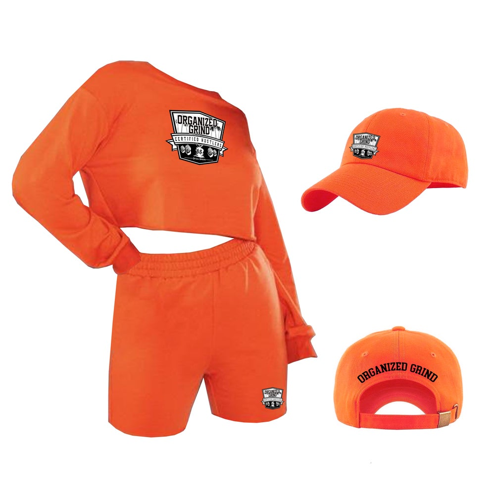 Image of OG Ladies Gear  (Highlighter Orange)