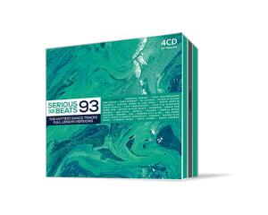 Image of VARIOUS ARTISTS - SERIOUS BEATS 93 (4CD)
