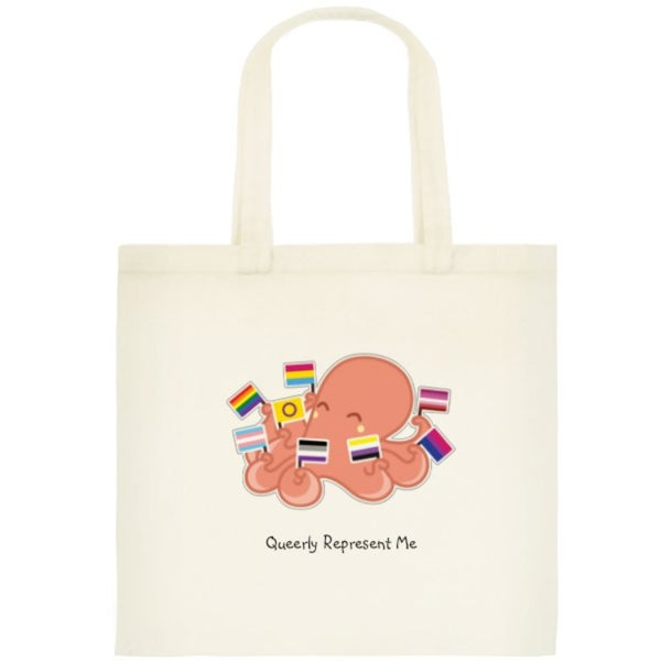 Image of Pridepus Tote Bag
